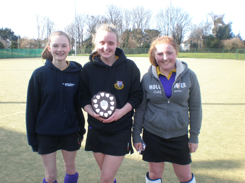 U16 Green team Captains and vice captains