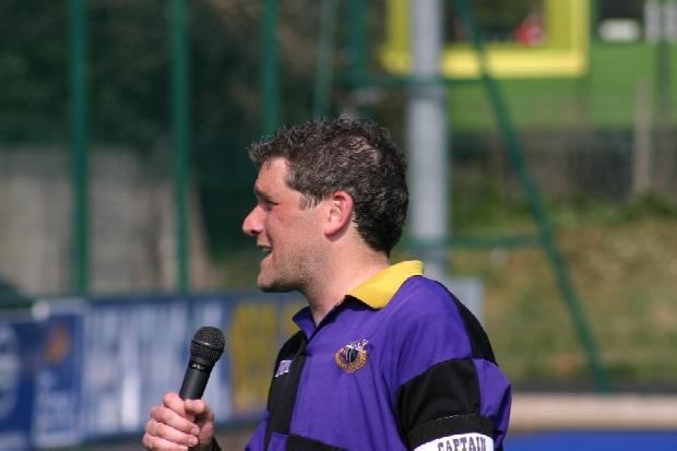 Dug - Railway Cup Final 2007