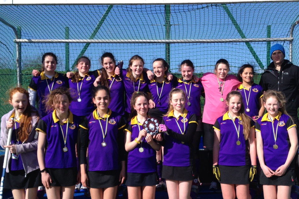 PWHC Minor C Shield U14 Winners