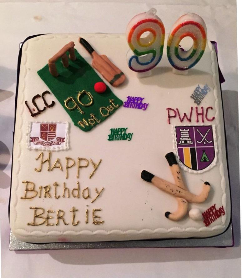 Berties cake