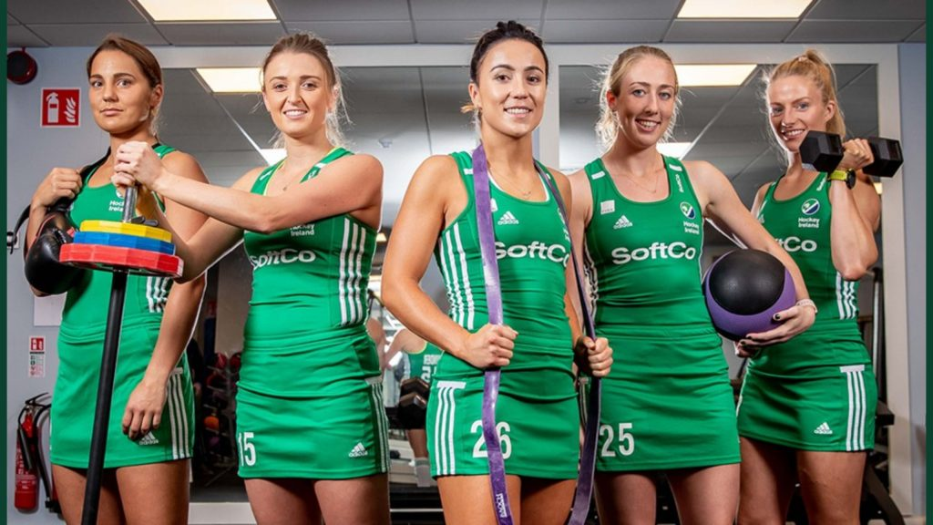 Ireland womens team OLY qualifier (1)