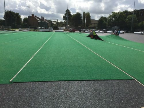 New pitch 20174