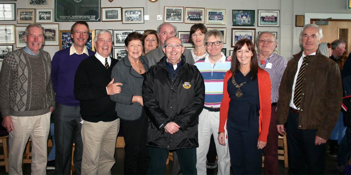 Pembroke Wanderers Past Presidents