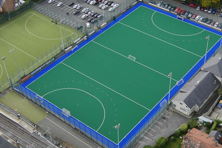 PWHC grounds